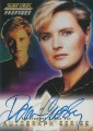 Star Trek The Next Generation Profiles Trading Card A3