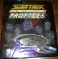 Star Trek The Next Generation Profiles Trading Card Binder