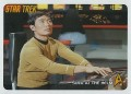 Star Trek The Original Series 40th Anniversary Series Two Trading Card 150