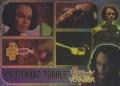 Women of Star Trek Voyager Trading Card 201