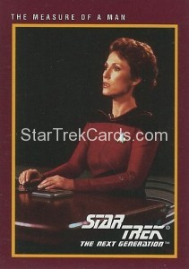 Star Trek 25th Anniversary Series I Trading Card 44