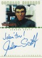 Star Trek Nemesis Trading Card RA9