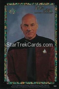 Star Trek Vending Captain Jean Luc Picard Duty Uniform