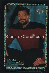 Star Trek Vending Commander Riker Casual Pose