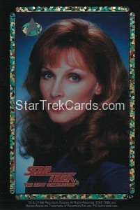 Star Trek Vending Dr Beverly Crusher