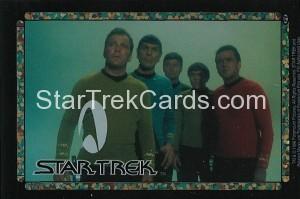 Star Trek Vending Kirk Spock Scotty Chekov and McCoy
