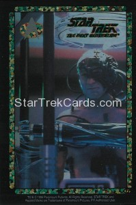 Star Trek Vending Picard as Borg in Best of Both Worlds II