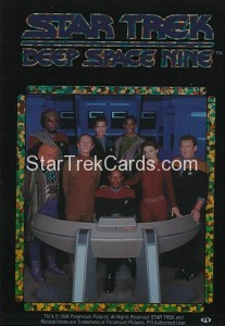 Star Trek Vending Sisko Kira OBrien Dax Worf Quark and Jake