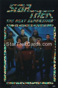 Star Trek Vending TNG Bridge Crew