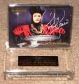 Star Trek Master Series One John deLancie Autograph