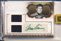 2008 Americana Celebrity Cuts Hollywood Icons Signature Combo Materials Leonard Nimoy Front 2