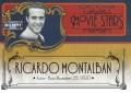 2008 Americana Celebrity Cuts Movie Stars Base Set Ricardo Montalban Front