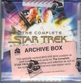 The Complete Star Trek Movies Archive Box