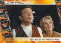 The Complete Star Trek Movies Trading Card 10