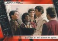 The Complete Star Trek Movies Trading Card 21