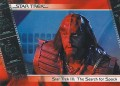 The Complete Star Trek Movies Trading Card 26