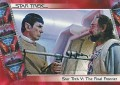The Complete Star Trek Movies Trading Card 37