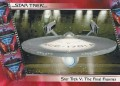 The Complete Star Trek Movies Trading Card 43