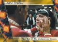 The Complete Star Trek Movies Trading Card 51