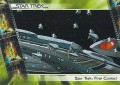 The Complete Star Trek Movies Trading Card 72