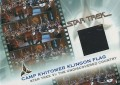 The Complete Star Trek Movies Trading Card KB4