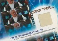 The Complete Star Trek Movies Trading Card MC05