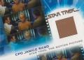 The Complete Star Trek Movies Trading Card MC07