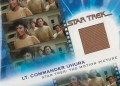 The Complete Star Trek Movies Trading Card MC09