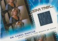 The Complete Star Trek Movies Trading Card MC12
