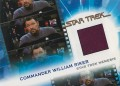 The Complete Star Trek Movies Trading Card MC16 Red