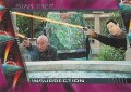 The Complete Star Trek Movies Trading Card S25