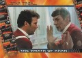 The Complete Star Trek Movies Trading Card S6