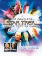 The Complete Star Trek Movies Trading Card Sell Sheet Front