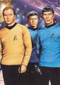 Star Trek Master Series Part Two Trading Card F2