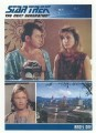 The Complete Star Trek The Next Generation Series 1 Trading Card 13