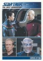 The Complete Star Trek The Next Generation Series 1 Trading Card 18