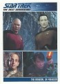 The Complete Star Trek The Next Generation Series 1 Trading Card 20