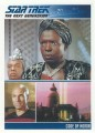The Complete Star Trek The Next Generation Series 1 Trading Card 3