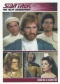 The Complete Star Trek The Next Generation Series 1 Trading Card 30