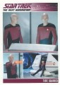 The Complete Star Trek The Next Generation Series 1 Trading Card 38