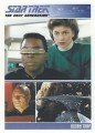 The Complete Star Trek The Next Generation Series 1 Trading Card 53
