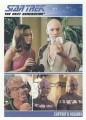 The Complete Star Trek The Next Generation Series 1 Trading Card 66