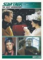 The Complete Star Trek The Next Generation Series 1 Trading Card 84