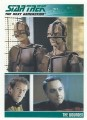 The Complete Star Trek The Next Generation Series 1 Trading Card 85