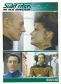 The Complete Star Trek The Next Generation Series 1 Trading Card 86