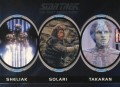 The Complete Star Trek The Next Generation Series 1 Trading Card A11