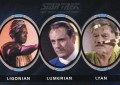 The Complete Star Trek The Next Generation Series 1 Trading Card A8