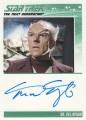 The Complete Star Trek The Next Generation Series 1 Trading Card Autograph Mark Margolis