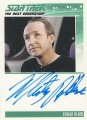 The Complete Star Trek The Next Generation Series 1 Trading Card Autograph Whitney Rydbeck