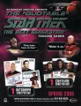 The Quotable Star Trek The Next Generation Trading Card Sell Sheet